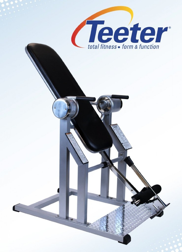Teeter-Power-VI-Inversion-Table